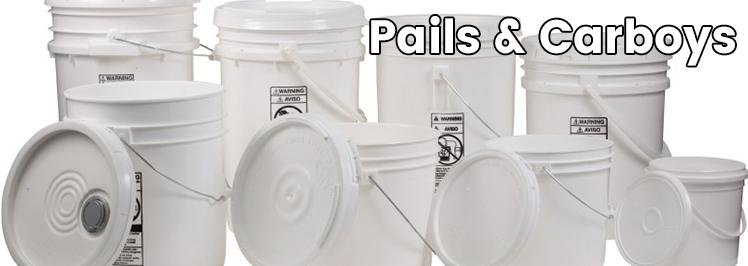 Pails & Lids
