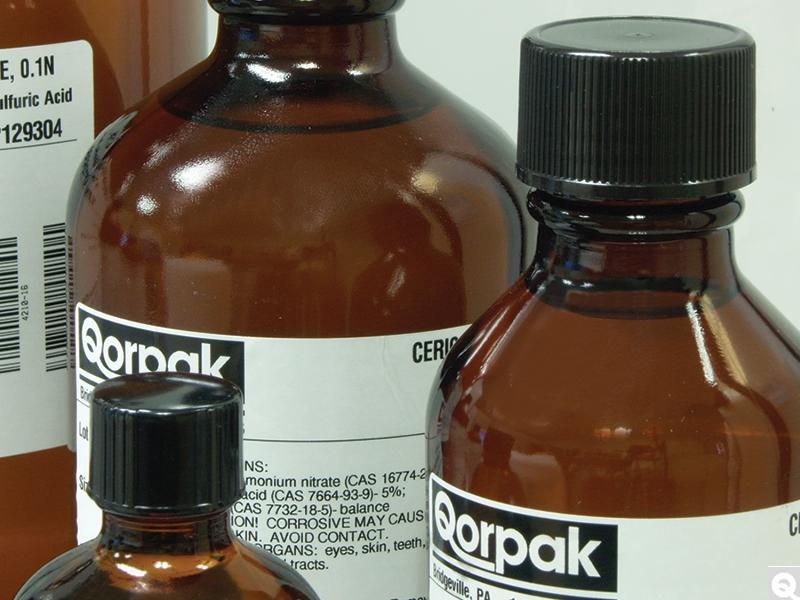 TCLP Extraction Fluid #1