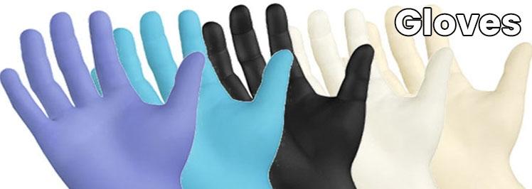 Nitrile Powder Free Exam Gloves