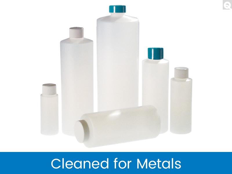 Cylinders, Cleaned for Metals