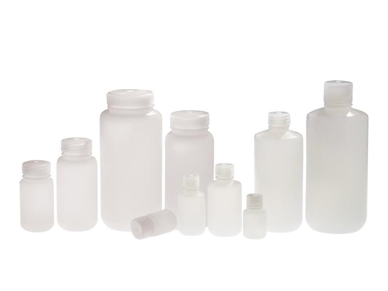 HDPE Lab Style Bottles