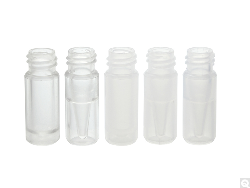 Plastic Screw Thread Chromatography Vials