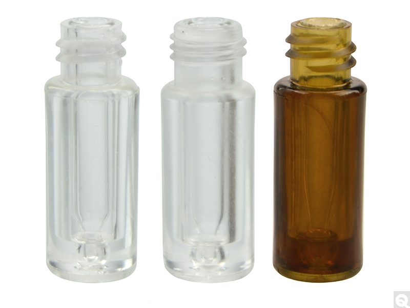 Plastic/Glass Screw Thread Chromatography Vials