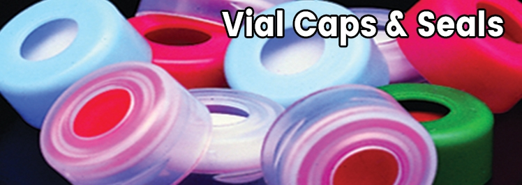 Crimp Top Seals for Chromatography Vials