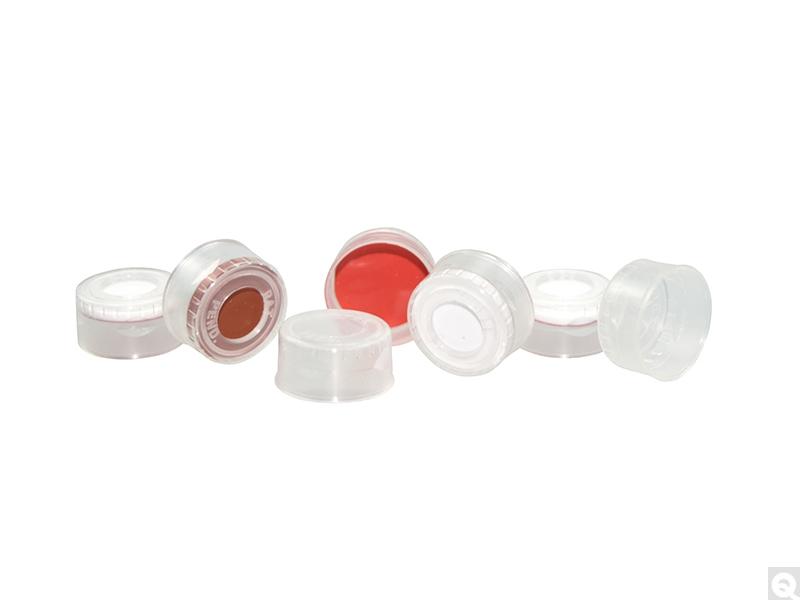 Polypropylene Hole Caps for Chromatography Vials