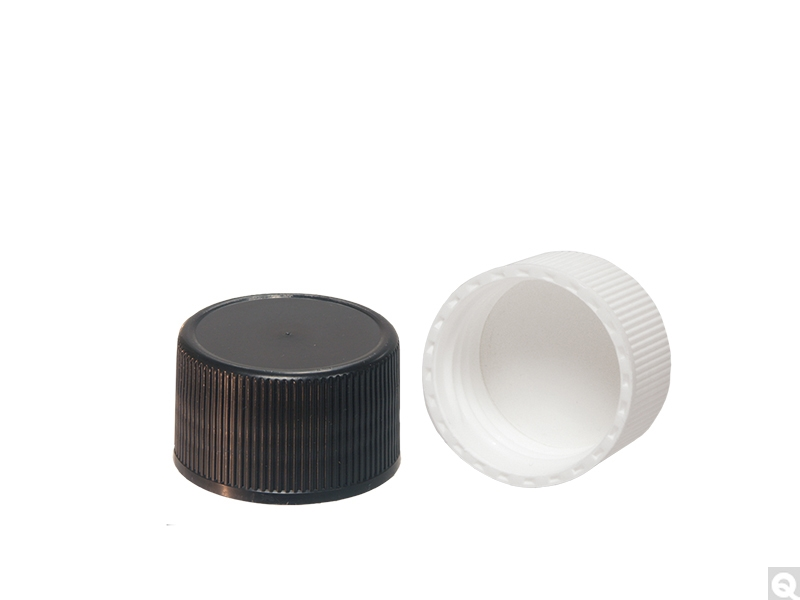 F422 HDPE Foam Lined Polypropylene Caps