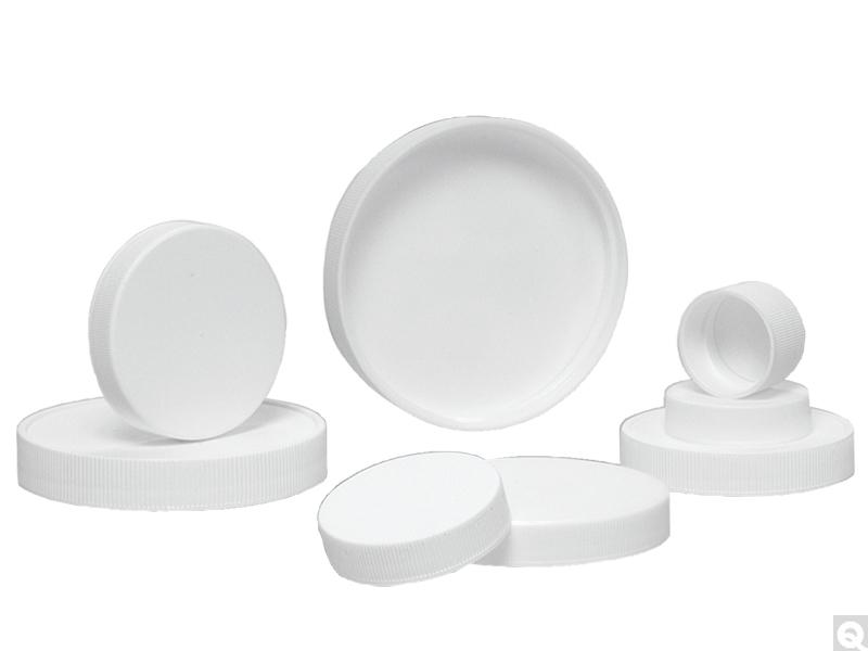 SturdeeSeal® PE Foam Lined Polypropylene Caps