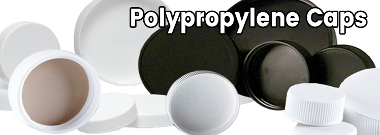 Unlined Polypropylene Caps