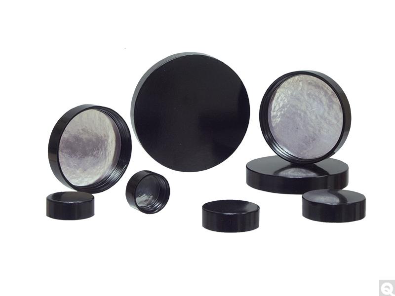 Pulp/Aluminum Foil Lined Phenolic Caps