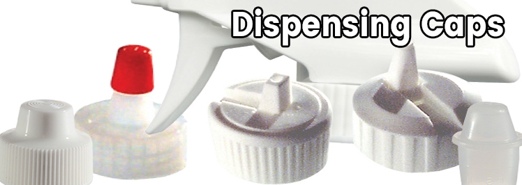 Dispensing Caps