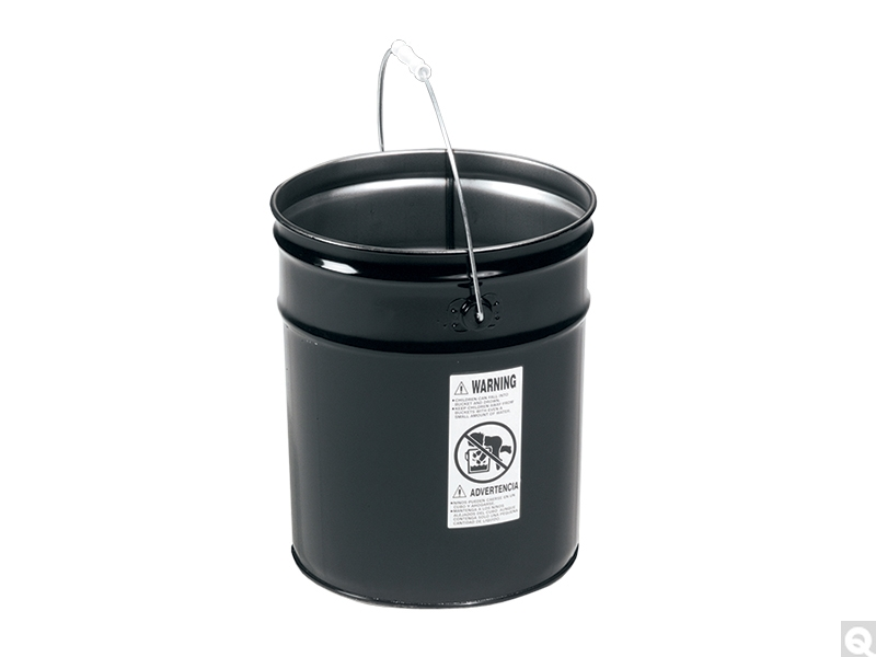 Open Head Metal Pails
