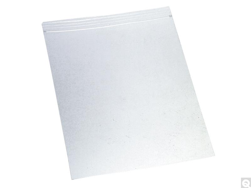 2 MIL Clear Zip Bags
