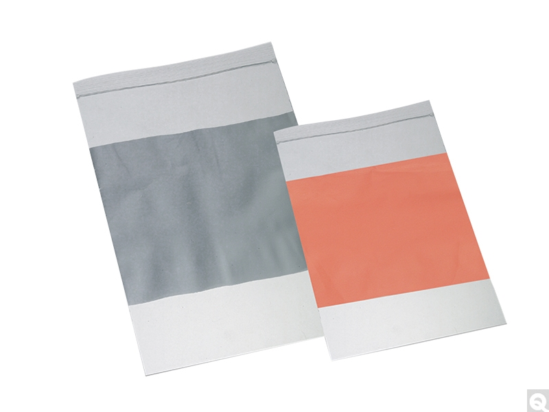 2 MIL Clear Zip Bags with Write-On Block