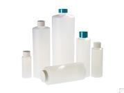 HDPE Cylinder Bottles - Natural