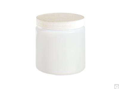 Straight Sided Round Jars - HDPE