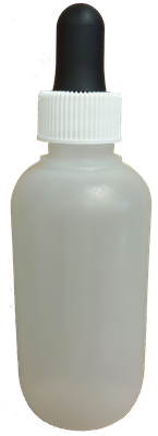 Round Dropper Bottles