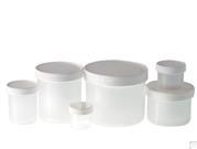 Polypropylene Jars - Natural