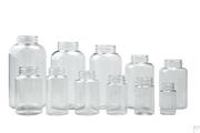 Packer Bottles - Clear PET