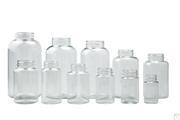 Packer Bottles - Clear PET