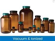 Packer Bottles - Glass, Vacuum & Ionized