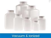 Oblong Bottles, Vacuum & Ionized