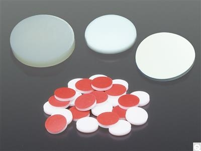 Red PTFE/Silicone Septa