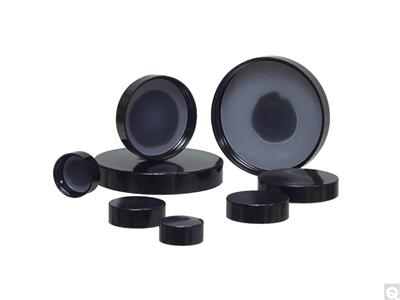 .030 Solid Polyethylene Lined Phenolic Caps