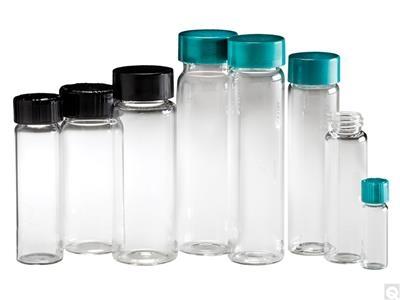Clear Screw Thread Sample Vials
