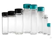 Clear Screw Thread Sample Vials