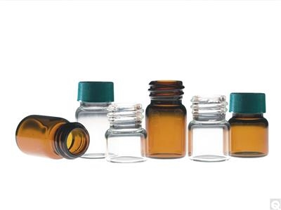 Amber Compound Sample Vials