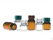 Clear Compound Sample Vials
