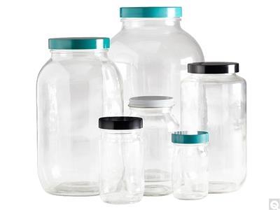 Standard Wide Mouth Bottles