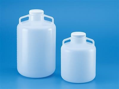 LDPE Carboys with Wide Shoulder Handles
