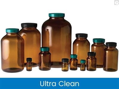 Packer Bottles - Glass, Ultra Clean