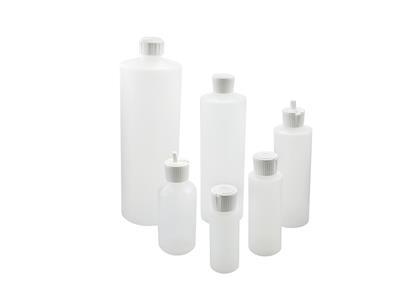 Flip Top Dispensing Bottles