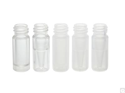 Plastic Screw Thread Chromatography Vials