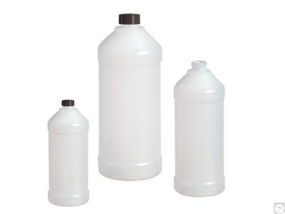 Modern Round Barrier Bottles - Natural