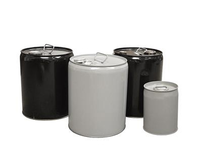 Closed Head Metal Pails