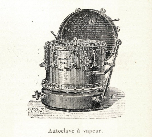 Image result for autoclave history